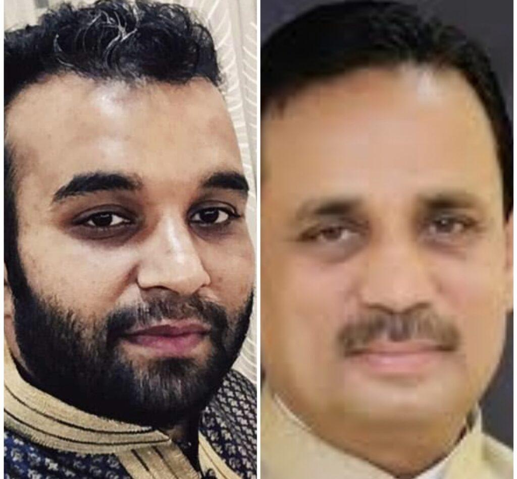 कथित बीजेपी नेता देवेंद्र पांडे के पुत्र द्वारा सराफा व्यवसायी को मारपीट की धमकी, पुलिस में शिकायत